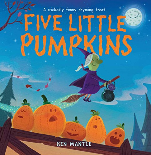 Five Little Pumpkins von HarperCollins Publishers