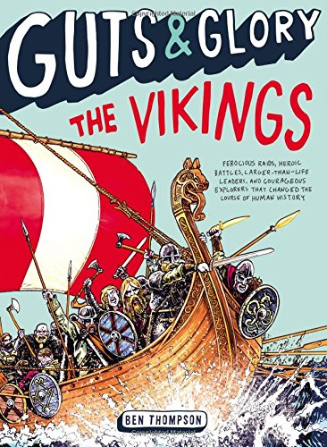 Guts & Glory: The Vikings von Little, Brown Books for Young Readers