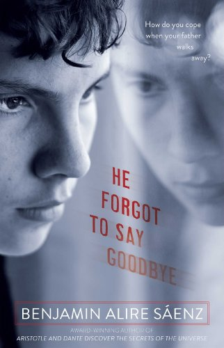 He Forgot to Say Goodbye von Simon & Schuster Books for Young Readers