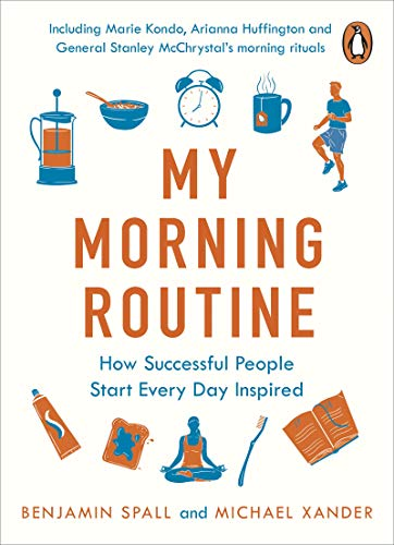 My Morning Routine: How Successful People Start Every Day Inspired von Penguin Uk; Portfolio Penguin