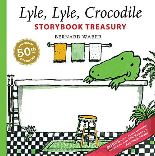 Lyle, Lyle, Crocodile Storybook Treasury (Lyle the Crocodile) von HMH Books for Young Readers