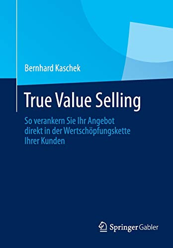 True Value Selling