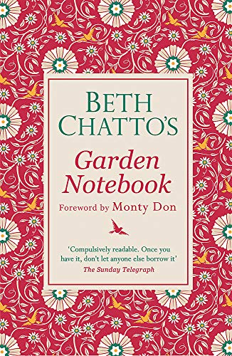 Beth Chatto's Garden Notebook von W&N