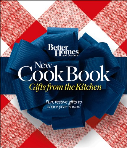Better Homes and Gardens New Cook Book 15th Edition: Gifts from the Kitchen (Better Homes and Gardens Plaid) von Better Homes and Gardens