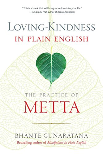 Loving-Kindness in Plain English: The Practice of Metta von Wisdom Publications