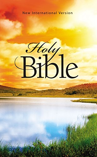 Holy Bible: New International Version, Scenic Cover von International Bible Society