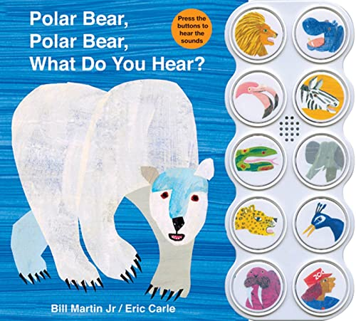 Polar Bear, Polar Bear, What Do You Hear? (Brown Bear and Friends) von Macmillan USA