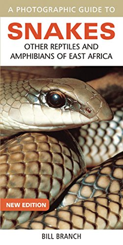A Photographic Guide to Snakes, Other Reptiles and Amphibians of East Africa (Photographic Guides) von STRUIK