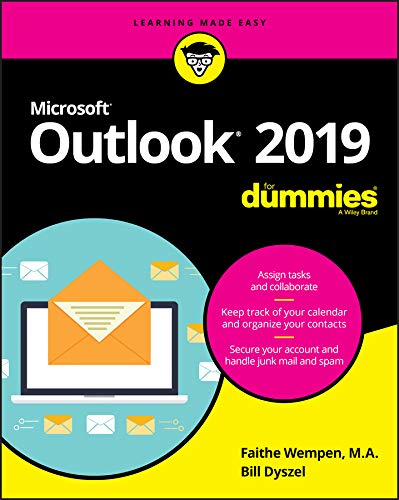 Outlook 2019 For Dummies (Outlook for Dummies) von Wiley & Sons; For Dummies