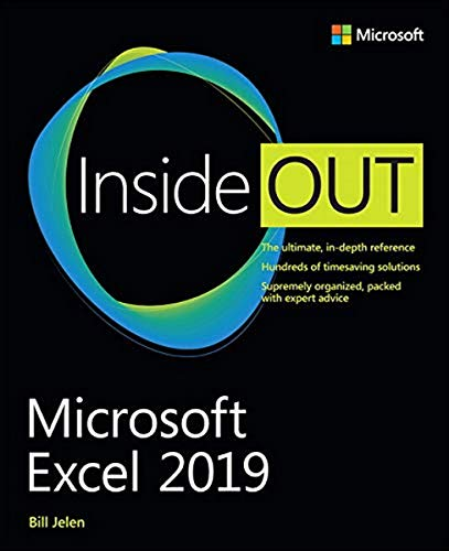 Microsoft Excel 2019 Inside Out von Microsoft Press,U.S.