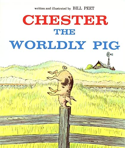 Chester the Worldly Pig von HMH Books for Young Readers