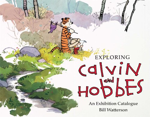 Exploring Calvin and Hobbes: An Exhibition Catalogue von Andrews McMeel Publishing