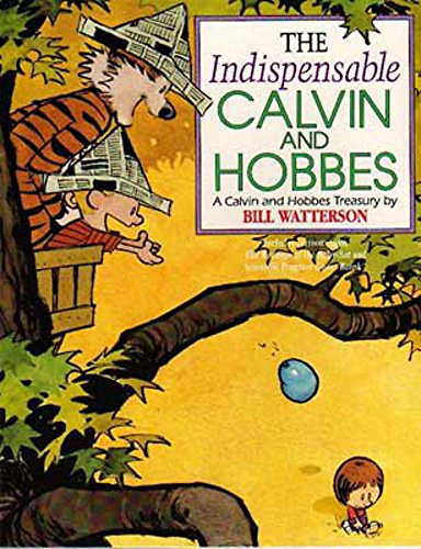 The Indispensable Calvin And Hobbes: Calvin & Hobbes Series: Book Eleven von Little, Brown Book Group