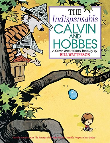 The Indispensable Calvin and Hobbes (Calvin and Hobbes Treasury) von Andrews McMeel Publishing