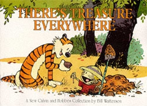There's Treasure Everywhere: Calvin & Hobbes Series: Book Fifteen (Calvin and Hobbes) von Little, Brown Book Group