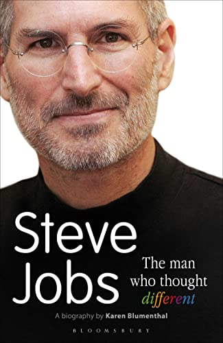 Steve Jobs The Man Who Thought Different von Bloomsbury Publishing PLC