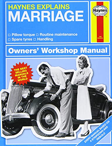 Marriage: Haynes Explains (Owners' Workshop Manual) von Haynes Publishing Group