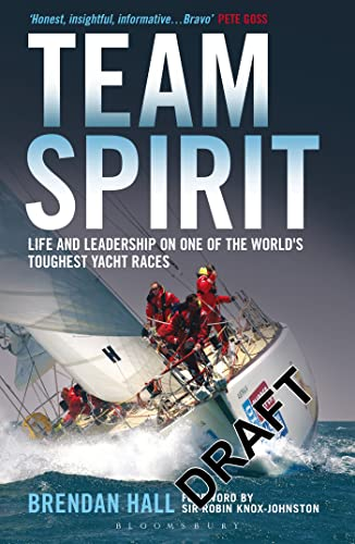 Team Spirit: Life and Leadership on One of the World's Toughest Yacht Races von Bloomsbury Publishing PLC