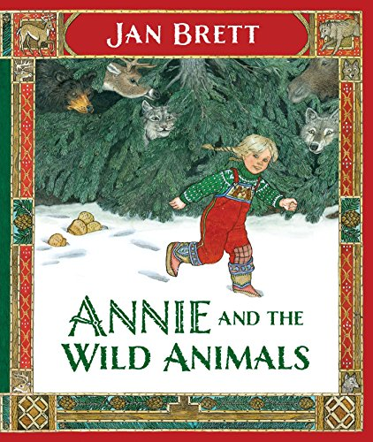 Annie and the Wild Animals von G.P. Putnam's Sons Books for Young Readers