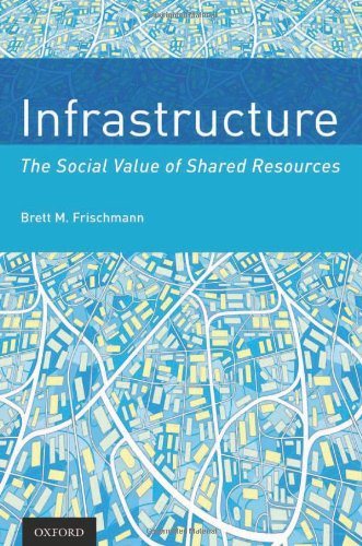 Infrastructure: The Social Value of Shared Resources von OXFORD UNIV PR