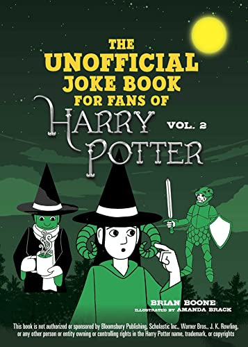 The Unofficial Harry Potter Joke Book: Stupefying Shenanigans for Slytherin von Sky Pony Press