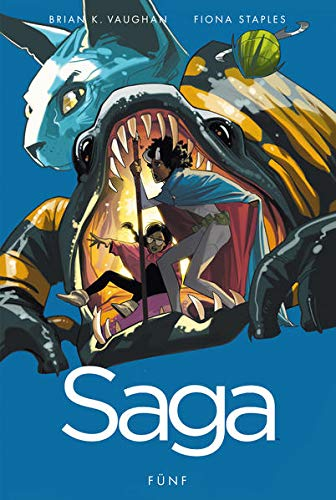 Saga 5 von Cross Cult