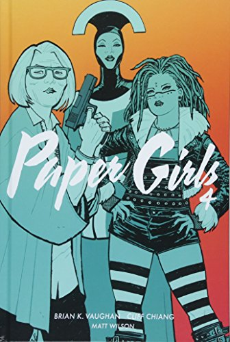 Paper Girls 4 von Cross Cult