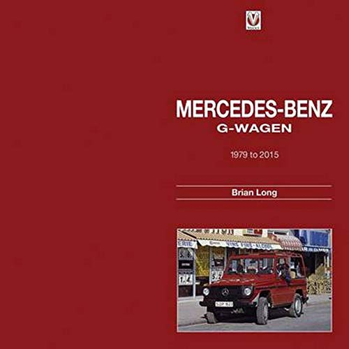Mercedes G-Wagen von Veloce Publishing Ltd