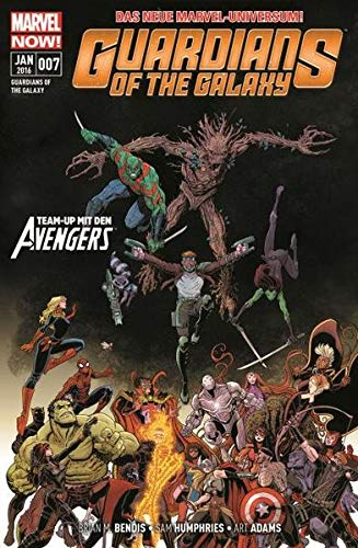 Guardians of the Galaxy: Bd. 7: Unschlagbar von Panini Verlags GmbH