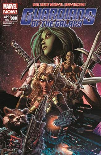 Guardians of the Galaxy: Bd. 8 von Panini