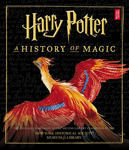 Harry Potter: A History of Magic von SCHOLASTIC