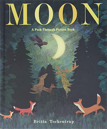 Moon: A Peek-Through Picture Book von Doubleday Books for Young Readers