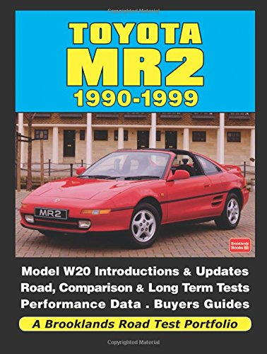 Toyota Mr2 1990-1999 (Road Test Portfolio)