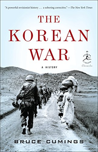 The Korean War: A History (Modern Library Chronicles) von Modern Library