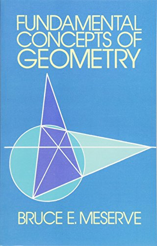 Fundamental Concepts of Geometry (Addison-Wesley Mathematics Series.) von Dover Books on Mathematics