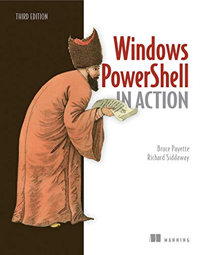 Windows PowerShell in Action, 3E von Manning Publications