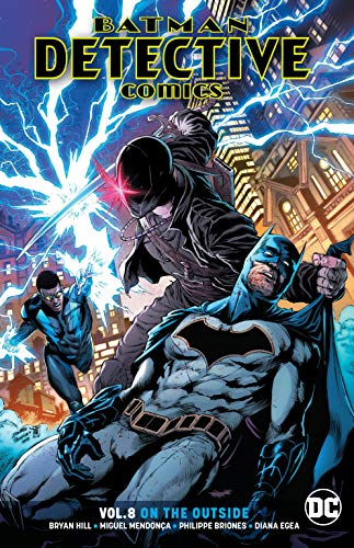 Batman: Detective Comics Vol. 8: On the Outside von DC Comics