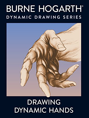 Drawing Dynamic Hands (Practical Art Books) von Books/DVDs