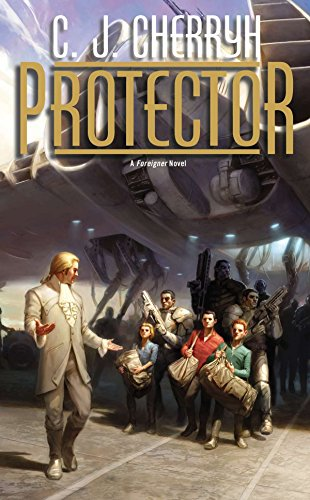 Protector (Foreigner, Band 14)