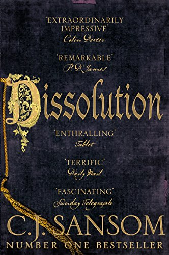Dissolution (The Shardlake series, Band 1) von Pan Macmillan