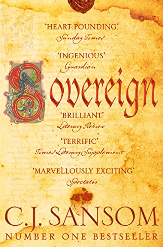 Sovereign (The Shardlake series, Band 3)