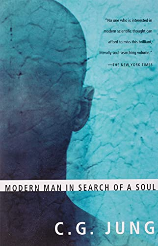 Modern Man in Search of a Soul (Harvest Book)