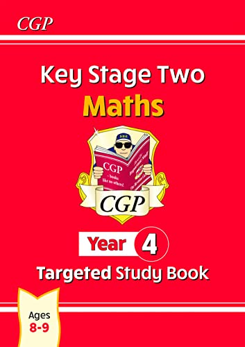 KS2 Maths Targeted Study Book - Year 4: The Study Book