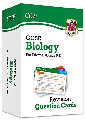 New 9-1 GCSE Biology Edexcel Revision Question Cards von Coordination Group Publications Ltd (CGP)