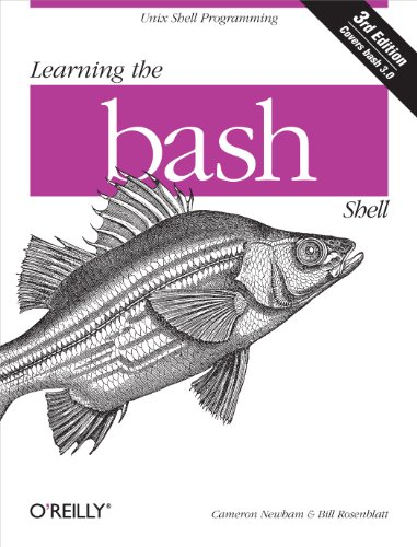 Learning the bash Shell: Unix Shell Programming (In a Nutshell (O'Reilly)) von O'Reilly Media