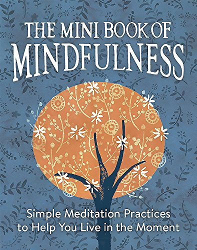 The Mini Book of Mindfulness: Simple Meditation Practices to Help You Live in the Moment (Miniature Editions) von Hachette Book Group USA