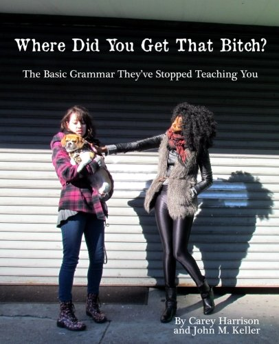 Where Did You Get That Bitch?: The Basic Grammar They've Stopped Teaching You von Dr. Cicero Books