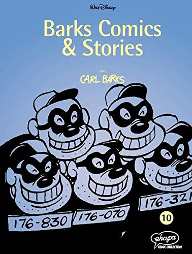 Barks Comics & Stories 10 (Disney Barks Comics & Stories, Band 10) von Ehapa Comic Collection