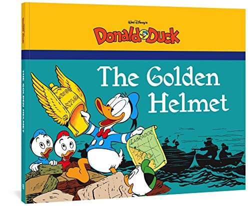 The Golden Helmet Starring Walt Disney's Donald Duck