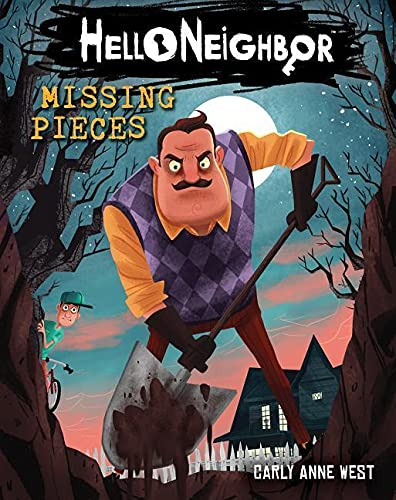 Missing Pieces (Hello Neighbor, Band 1) von SCHOLASTIC